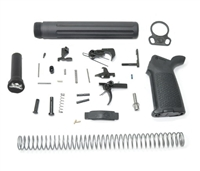 PALMETTO STATE ARMORY MOE PISTOL LOWER BUILD KIT - BLK