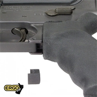 THE ERGO GAPPER (Fills Gap Between Trigger Guard & Pistol Grip)