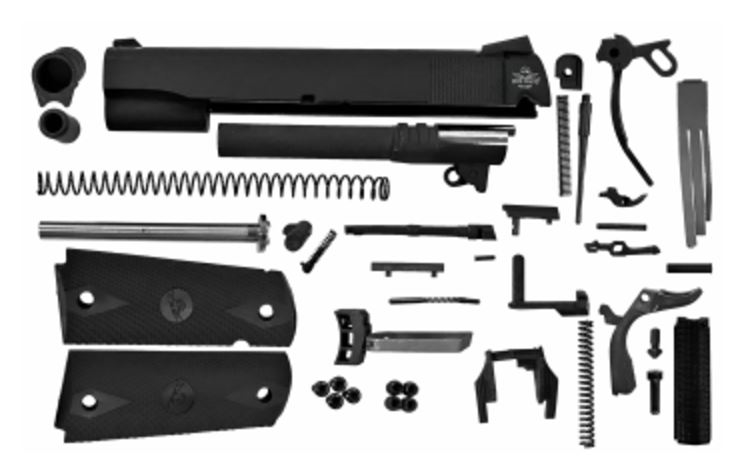 ARMSCOR PRECISION 1911  45 Caliber Tactical Kit (everything but the frame  and magazine) Rock Island