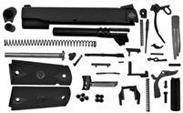 ARMSCOR PRECISION 1911 CAL 9MM TAC Builders KIT excluding frame and magazine Rock Island