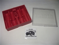 RED REC 4 DIE BOX LEE PRECISION RELOADING 90422