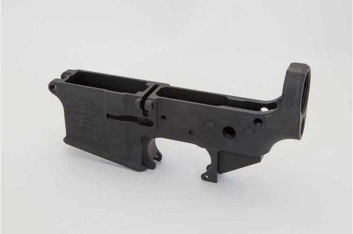 Anderson Lower Receiver stamped 6 8 SPC AR-15 Stripped Lower Receiver