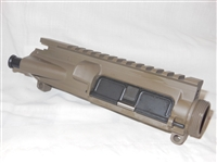 AR-15 Flat-Top Upper Receiver Flat Dark Earth (Bushmaster Assembled)