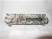 AR-15 Flat-Top Upper Receiver Game Guard Camo (Bushmaster Stripped)