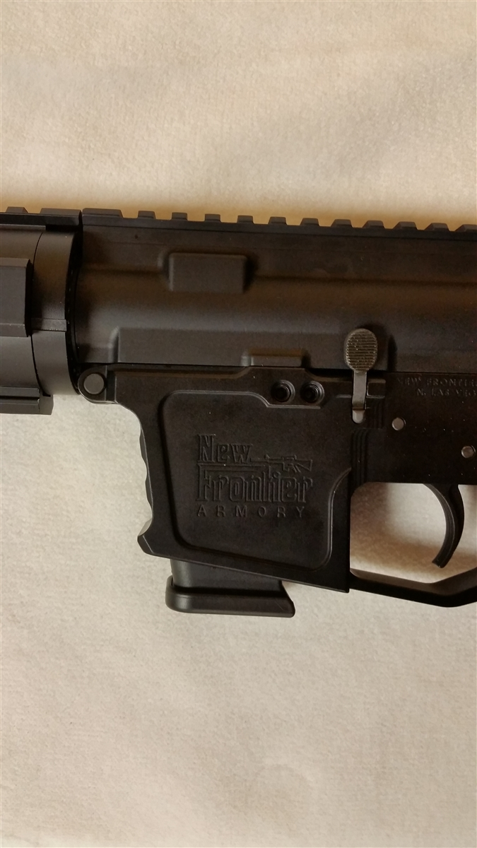 New Frontier Armory AR-9 16
