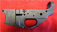 AR-15 SOTA ARMS Stripped Billet lower Receiver