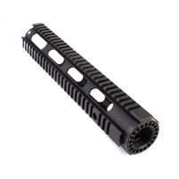 "12"" AR-15 Rifle Length Free Float Quad Rail"