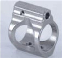 AR-15 Adjustable Gas Block .750 Low Profile Stainless Steel Light Weight