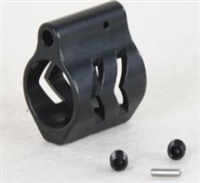 AR-15 Gas Block .750 Low Profile Arrow Blued