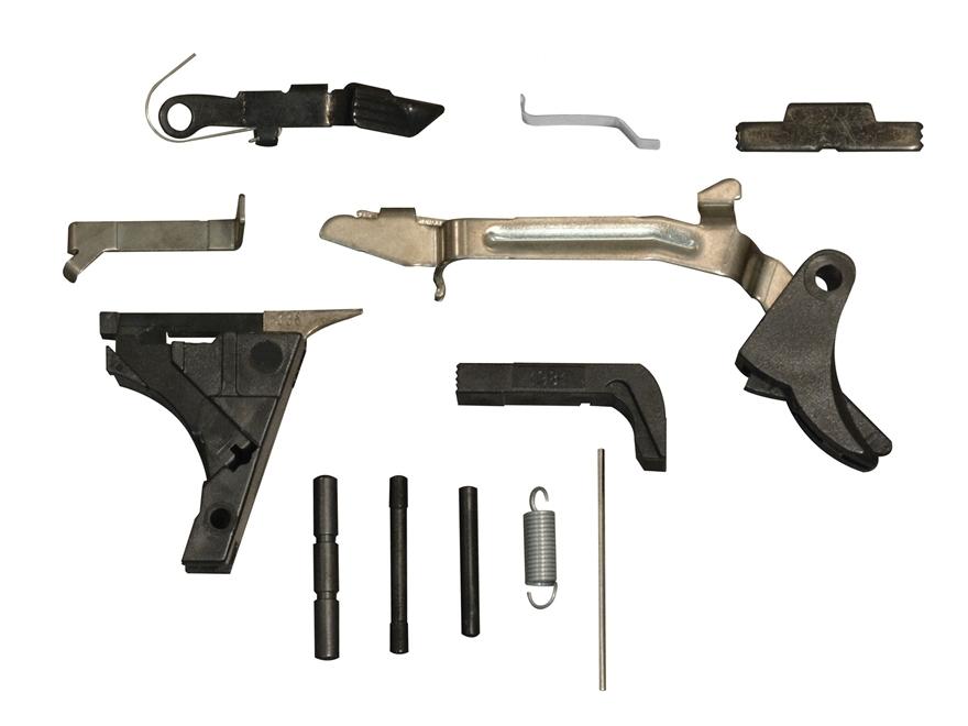 Glock Frame Parts Extended Kit Glock 19 9mm Luger Polymer80