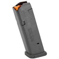 Magpul Industries, Magazine, PMAG, 9MM, 17Rd, Fits Glock 17, Black Finish