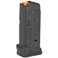 Magpul Industries, Magazine, PMAG, 9MM, 12Rd, Fits Glock 26, Black Finish