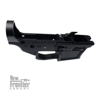 New Frontier Armory C-9 Stripped Billet Lower Receiver — Glock Mags