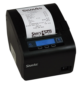 Sam4s Ellix 40 Thermal Receipt Printer