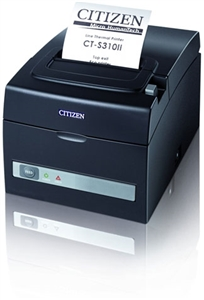 Citizen CT-S310II Thermal Receipt Printer-Serial