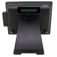 POS-X EVO-RD4-VFD Rear 2-Line Customer Display