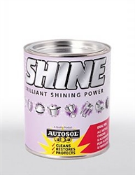 #1181 - Shine Metal Polish - 750 ml Can