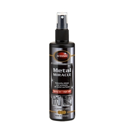 #1280 - Autosol Metal Miracle - 200ml Bottle