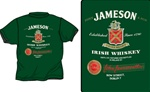 Jameson Irish Whiskey T-Shirt