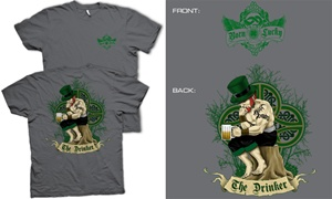 """The Drinker"" T-Shirt"