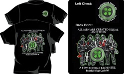 Irish Firefighter Brotherhood T-Shirt
