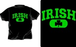 Irish Bold Shamrock T-Shirt