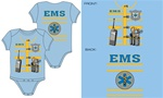 EMS Turnout onezie