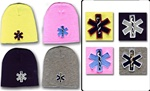 Star Of Life Embroidered Beanie