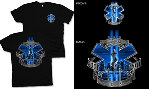 EMS High Honor 9/11 Tribute T-Shirt