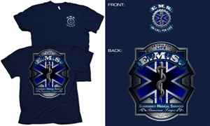 On Call For Life EMS T-Shirt