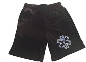 EMS Blue Lifeline Mesh Shorts