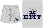 EMT College Style Shorts
