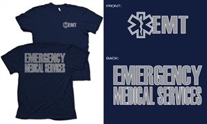 EMT Reflective T-Shirt
