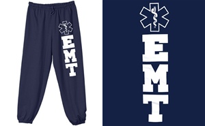 EMT Bold Star Sweatpants