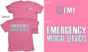 EMT Pink Duty T-Shirt