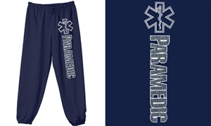 Paramedic Reflective Sweatpants