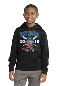 2020 FALL BRAWL HOODED SWEATSHIRT