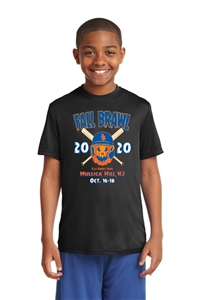 2020 FALL BRAWL DRI-FIT T-SHIRT