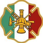 Italian Firefighter Maltese Decal