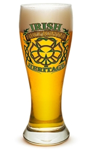 Fire Fighter Irish Hertitage 23oz Pilsner Glass