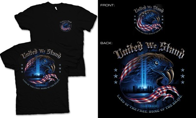 United We Stand 9/11 T-Shirt