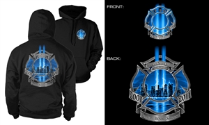 High Honor 9/11 Tribute Hoody