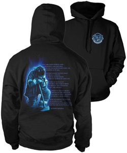 A Firefighter Prayer Hoody