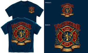Volunteer Fire Dept. T-Shirt