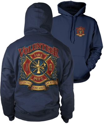 Volunteer Fire Dept. Hoody
