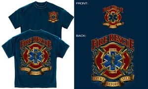Volunteer Fire Rescue T-Shirt