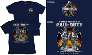 Call To Duty T-Shirt