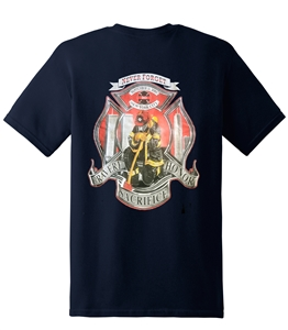 Never Forget 9/11 Firefighter T-Shirt