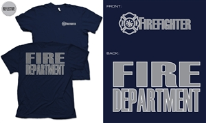 Firefighter Reflective T-Shirt