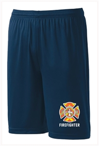 Firefighter Safety Stripe Shorts